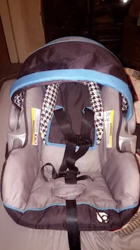 Car seat and stroller set