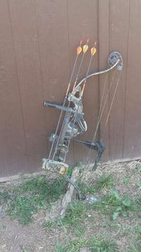 gray and black compound bow Berkeley Springs, 25411