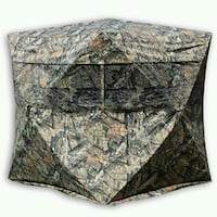 3+ person hunting blind  York