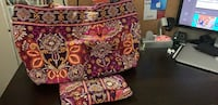 Vera Bradley set (purse and wallet) Southington, 06489