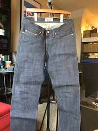 Men's Naked and Famous Weird Guy size 32 Calgary, T2R 0J2