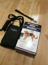 GingerLead Dog Support & Rehabilitation Harness Richmond, V7A 2E8
