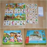 Old MacDonald Lotto (perfect for primary classrooms) Surrey