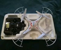 white and black quadcopter drone Pleasant Hill, 64080