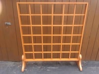Trellis with stand. 55 ins high x 48 ins wide Toronto, M6N 4C4