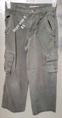 Boys cargo pants 8 Knoxville, 37931