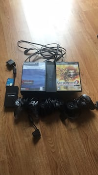 PS2 W games/controllers