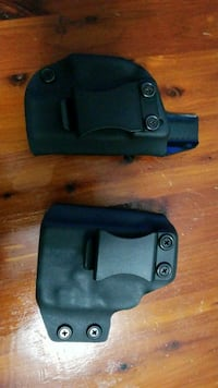 2 Kydex holsters for Glock 26/27 956 mi