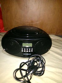 INSIGNIA-Compact Disc Player With AM/FM Radio Honolulu, 96814
