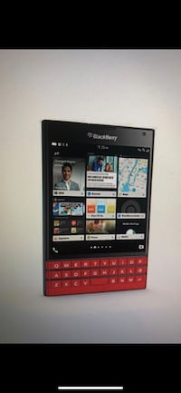 Blackberry Passport SQW100-1 Unlocked