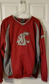 New: Washington State Cougars Stadium pullover Maple Valley, 98038