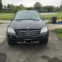 Mercedes - M - 2007 Burnaby