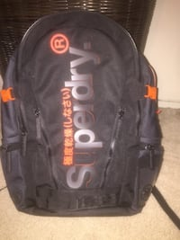 SuperDry BackPack Brand New must go today  Hyattsville
