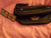 black and brown leather belt St Louis, 63111