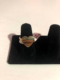Heart Ring Chantilly