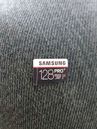 Samsung 128 GBSD card Oklahoma City, 73104
