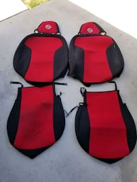04-05 nissan altima custom coverking seat covers