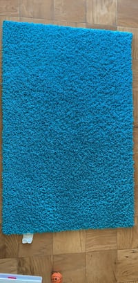 BLUE 36in x 56in area rug  Hampton, 23666