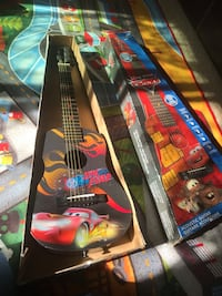 Kids guitar new in the box