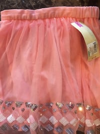 Size 7/8 girls skirt new never worn  Grovetown, 30813
