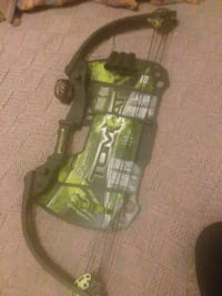 Compound bow for kids adjustable  Paradise, 95969