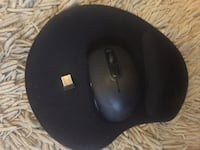 Wireless mouse and pad Toronto, M6C 3Y6
