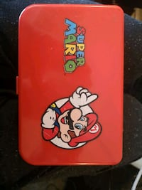 Video game case Super Mario Chestermere