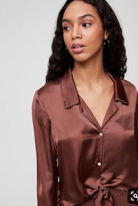 Wilfred Peaufiner Blouse Vancouver