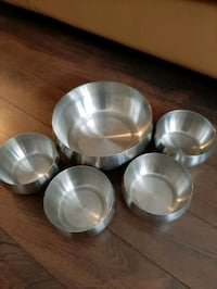 5 stainless bowl