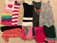 Girls size 4 lot Manalapan, 07726