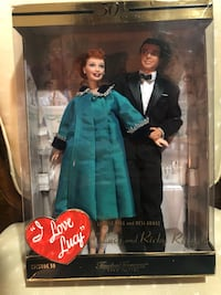 I love Lucy Barbie &Ricky-Lucy is enceinte 50 the anniversary edition Ep 50 Jersey City, 07304