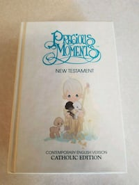 Precious Moments Childrens Bible Salem, 97301