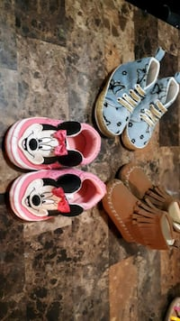 *NEW* Baby Girls 6m Shoes Cambridge, N1R 2X6