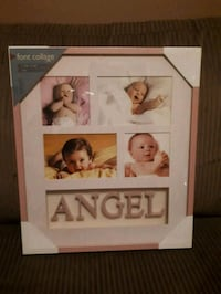 Baby Girl 3D Pic Frame Vaughan, L6A