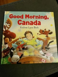 Good Morning, Canada (hardcover)