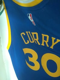 Steph curry jersy great condition