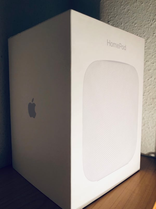 Apple home pod 5