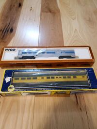 Vintage toy train Tyco AHM Reston