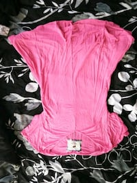 women's pink scoop neck shirt Woodbridge, 22192