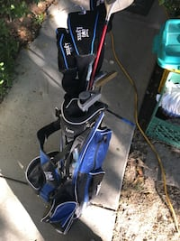 blue and black golf bag Martinez, 94553