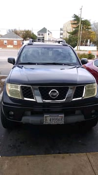 2005 Nissan Frontier LE Crew Cab 4X4 AT