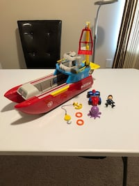 Paw patrol sea patroller Whiteland, 46184