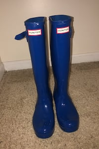 Blue Hunter Boots Odenton, 21113