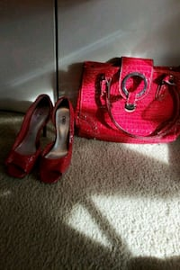 Purse and shoes  Richmond