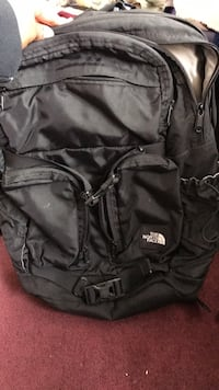 black The North Face backpack San Jose, 95112