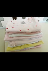 Baby clothes for size under 4months