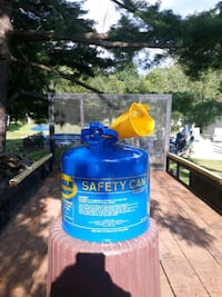 Type 1 kerosene gas can heavy duty I have four Campbell Hall, 10916