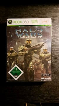 Xbox 360 Spiel - Halo Wars Limitierte Edition  Neuss, 41462