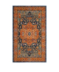 Accent rug new