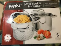 Pasta Cooker And Steamer Silver Spring, 20910